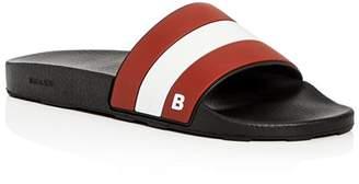 Bally Men's Sleter Pool Slide Sandals