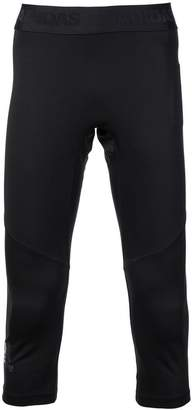 adidas Alphaskin cropped leggings