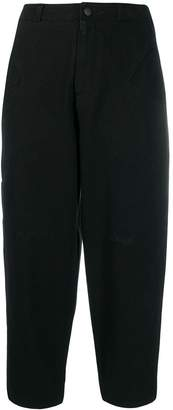 Philosophy di Lorenzo Serafini loose fit cropped jeans