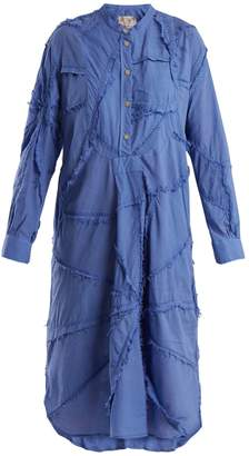 DAY Birger et Mikkelsen BY WALID Patchwork cotton shirtdress