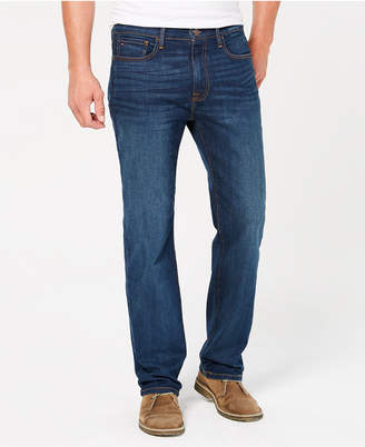 Tommy Hilfiger Men Big & Tall Relaxed Fit Stretch Jeans
