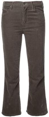 Mother slim-fit cropped jeans