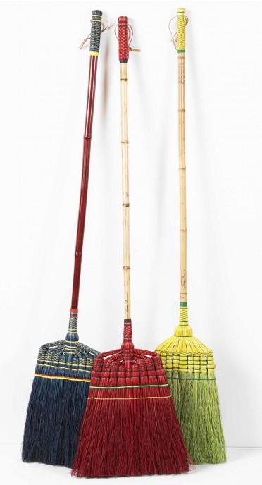 Handmade Broom Set