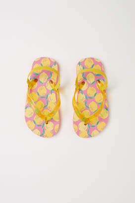 H&M Flip-flops - Yellow