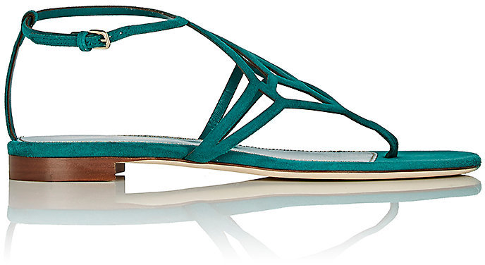 Sergio Rossi Women's Caged Sandals