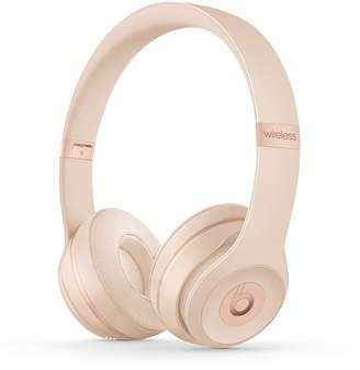 Beats By Dre Matte Gold Solo 3 Wireless Headphones