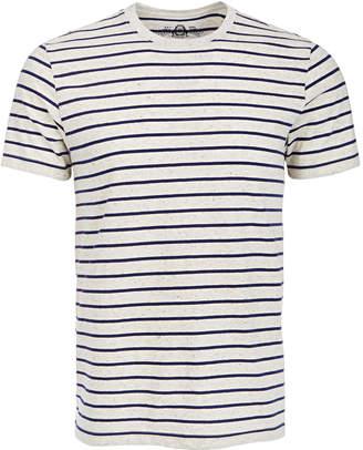 American Rag Striped Speckled Shirt