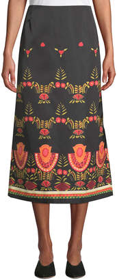 Double J Messico Nero Pencil Skirt