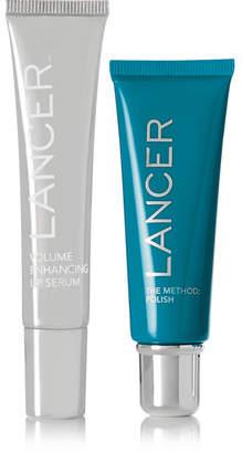 Lancer Irresistible Lips Set - Colorless
