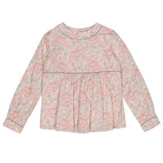 Bonpoint Pink Cotton Top