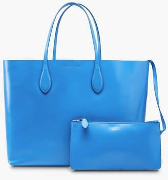 Rochas Calf Leather Tote Bag