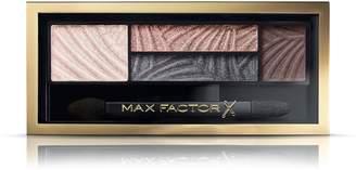 Max Factor 3 x Smokey Eye Drama Kit Eyeshadow Quad Palette - 02 Lavish Onyx