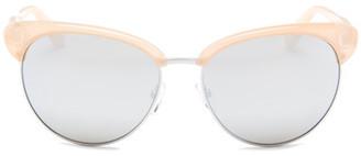 Diane von Furstenberg Women&s Cat Eye Sunglasses $49.97 thestylecure.com