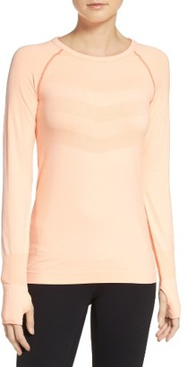 Women's Zella Infrasonic Seamless Top $59 thestylecure.com