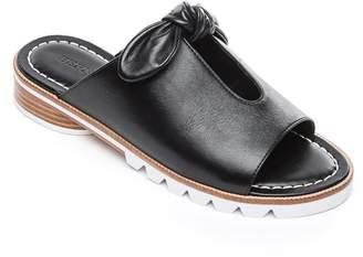 Bernardo FOOTWEAR Alice Bow Slide Sandal