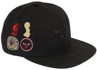 New Era 9fifty Bulls Nba Patch Hat