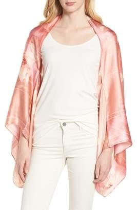 Nordstrom Silk Shrug Kimono
