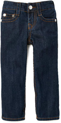 True Religion Toddler Boys) Straight Leg Five-Pocket Jeans