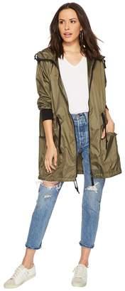 BB Dakota Flynn Nylon Anorak Women's Coat