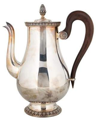 Christofle Silverplate Malmaison Teapot