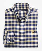 Brooks Brothers (ブルックス ブラザーズ) - 【オンライン限定SALE】BOYS ノンアイロン スーピマコットン オックスフォード GF チェック ボタンダウンシャツ