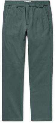 Acne Studios Amdre Cotton-twill Trousers