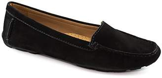 Driver Club USA Womens Leather Made in Brazil Hampton Loafer Driving Style