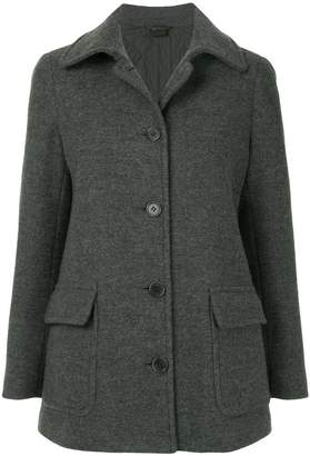 Aspesi midi fitted blazer