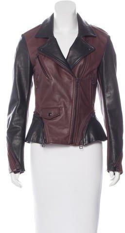 3.1 Phillip Lim3.1 Phillip Lim Leather Moto Jacket