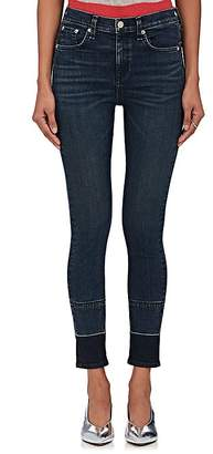 Rag & Bone WOMEN'S HIGH RISE ANKLE SKINNY JEANS