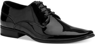 Calvin Klein Men's Brodie Plain Toe Tuxedo Oxfords Men's Shoes
