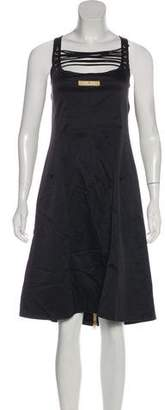Jean Paul Gaultier Knee-Length Tank Dress