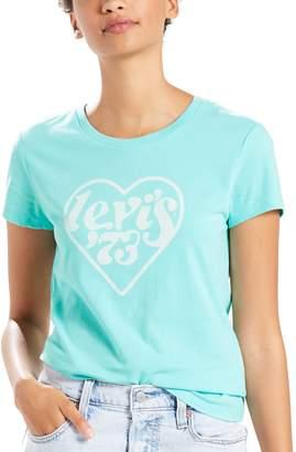 Levi's Levis Women's Heart Logo Tee