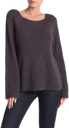 NYDJ Ribbed Knit Sweater