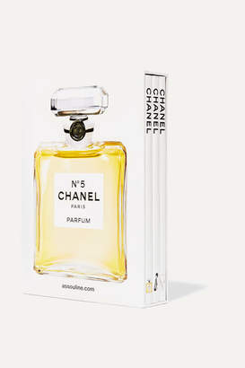 Assouline Set Of Three Hardcover Books: Chanel - White