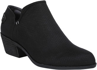 Dr. Scholl's Block Heel Booties - Better
