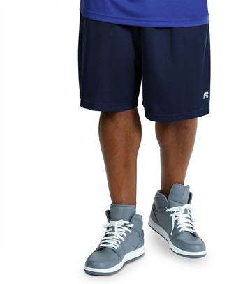 Russell Athletic Big & Tall Dri-Power Solid Shorts