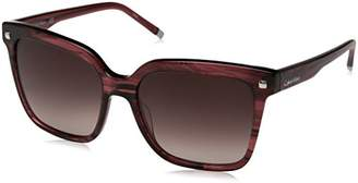 Calvin Klein Women's Ck4323s Square Sunglasses