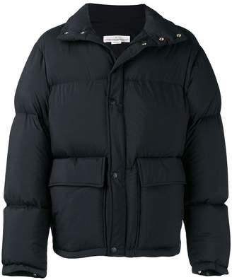 Golden Goose padded hooded jacket