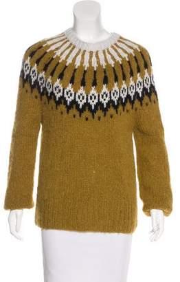 A.L.C. Alpaca-Blend Knit Sweater