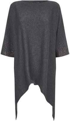 Harrods Embellished Cashmere Sweater