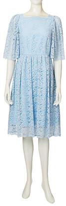 To Be Chic (トゥー ビー シック) - トゥー ビー シック 【Dress Collection】ラッセルレースドレス