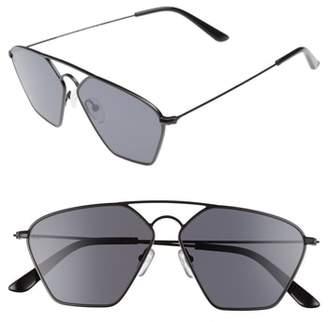 SMOKE X MIRRORS Geo 3 56mm Retro Sunglasses