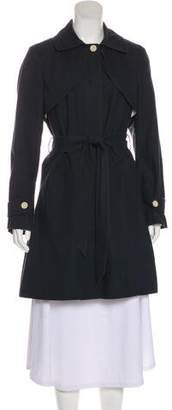 Steven Alan Knee-Length Trench Coat