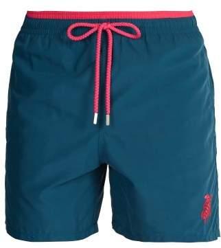 Vilebrequin Moka Bi Colour Swim Shorts - Mens - Blue Multi