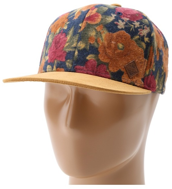 Coal The Leroy (Navy Floral) - Hats