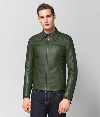 Bottega Veneta FOREST CALF JACKET