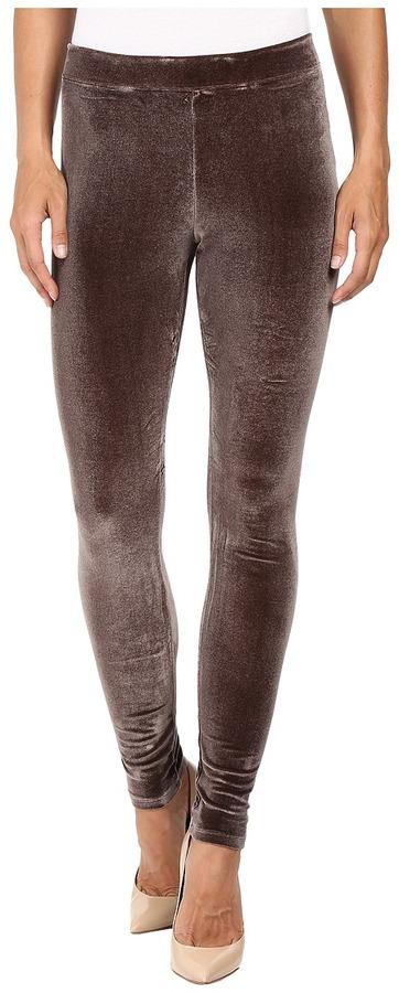 HUE Velvet Leggings