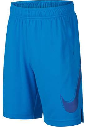Nike Big Boys Logo-Print Training Shorts