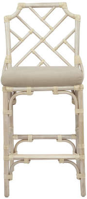 """Kenian New Classics Chippendale 26"""" Counter Height Stool"""
